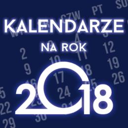 Kalendarze na rok 2108