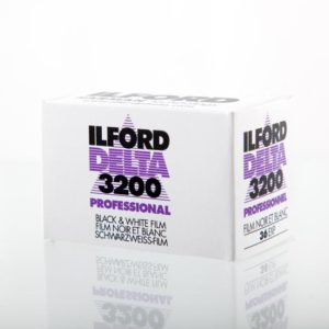 Ilford Delta iso 3200 w cenie (24,99) + wywołanie negatywu + skan XL w rozdzielczości 3500x5200 pikseli