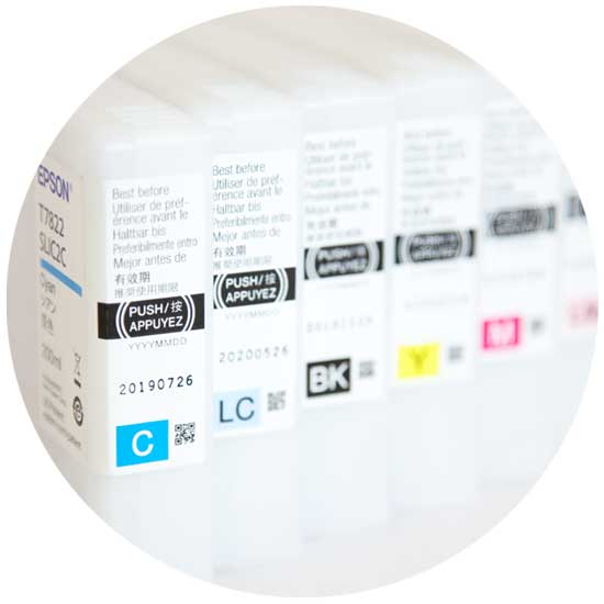 Oryginalne pigmenty Epson UltraChrome PRO™HDR